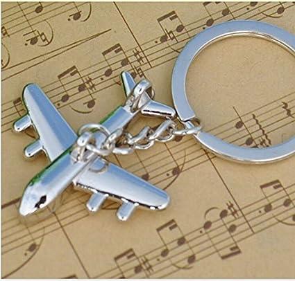 Amazon.com: Avión llavero, regalo para la mejor amiga ...
