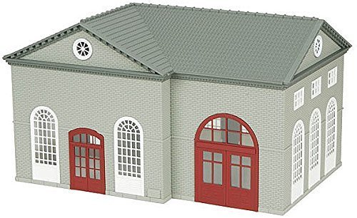 O Water Supply Building by M.T.H. Electric Trains
