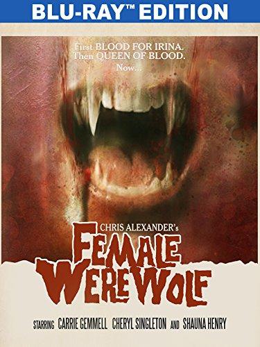 Female Werewolf [Blu-ray]