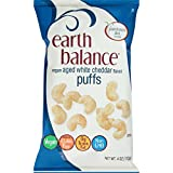 Earth Balance Vegan Aged White Cheddar Flavor, 4 Ounce