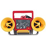 Best Cd Player For Kids - Disney PF500B Boombox CD Player w/ Text Display/ Review