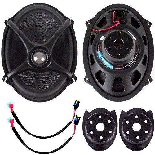 6 5 Motorcycle Speakers - 4