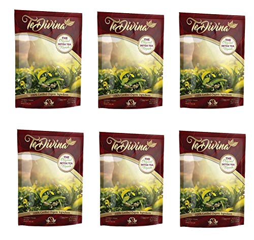 """Best Seller Authentic,In stock,TeDivina 6 weeks supply supply,coming back of the""""ORIGINAL""""detox tea, way more…"""