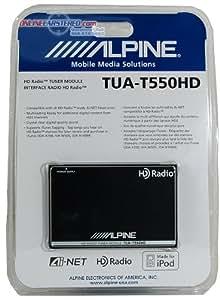 TUA-T550HD - Alpine HD Radio Tuner Module Interface