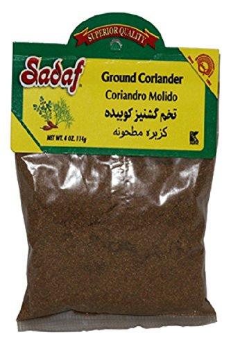 Sadaf Ground Coriander, 4oz (Pack of 2) by Sadaf (Image #1)