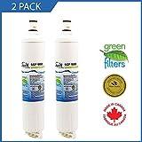 Replacement for WFNL240, WFNL240V, WF-NL240, WF-NL240V, PWF-NL240V, NL240, NL240V, WF-285, WF-L500 by Swift Green Filters 2 Pack, Made in Canada by Swift Green Filters