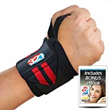 321 STRONG Wrist Wraps - 20 Inch
