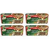 Knorr Homestyle Stock, Beef, 4.66 oz, Pack of 4