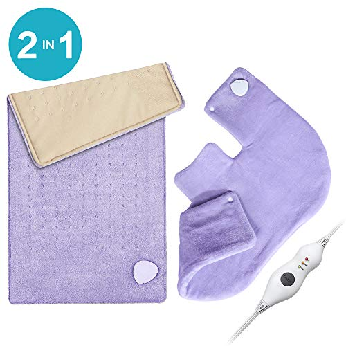 - Heating Pad Gift Set of 2 - King Size 18