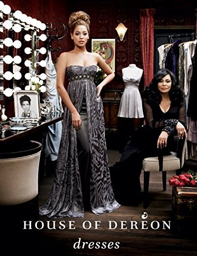 **PRINT AD** With Beyonce For 2008 House of Dereon Dresses **PRINT AD** - Dereon Dress