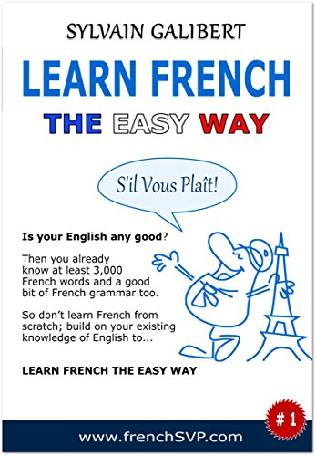 Amazon learn french the easy way french for english speakers learn french the easy way french for english speakers french learner series book 1 fandeluxe Gallery