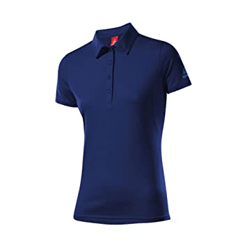 Löffler Polo Transtex Single CF Women Marino, color , tamaño 38 ...