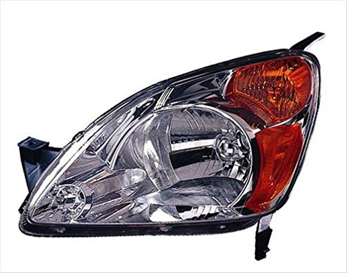 Multiple Manufacturers HO2519104C Partslink HO2519104 OE Replacement Headlight HONDA CRV 2002-2004