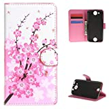 """For Acer Liquid Jade Z Case , TUTUWEN 37 Wallet Beautiful Magnetic Card Slot PU Leather Flip Stand Protective Case Cover for Acer Liquid Jade Z (5.0"""")"""