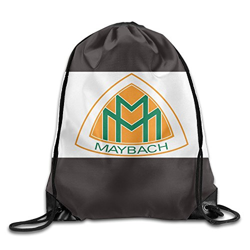 maybach-logo-unisex-drawstring-travel-backpack