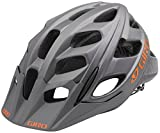 Giro Hex Bike Helmet - Men's Titanium Large