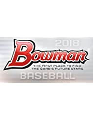 2018 Bowman Baseball Blaster Box (8 Packs/10 Cards - Possible Autographs)
