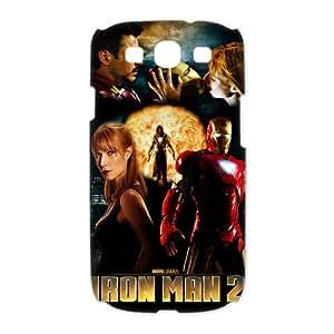 Samsung Galaxy S3 I9300(3D) Phone Case Iron Man