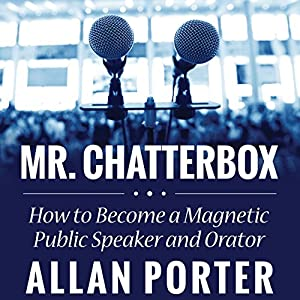 Mr. Chatterbox Audiobook