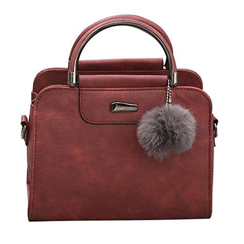 Domybest - Shoulder Bag Pu Women's Network