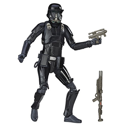Star Wars Black Imperial Trooper
