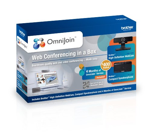 Brother Omnijoin Web Conferencing In A Box  Wcb400