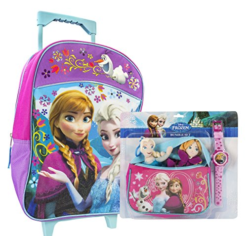 fast-forward-frozen-roller-backpack-with-frozen-handbag-and-watch-giftset