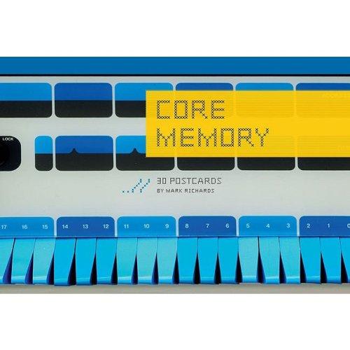 Core Memory Postcard Bk
