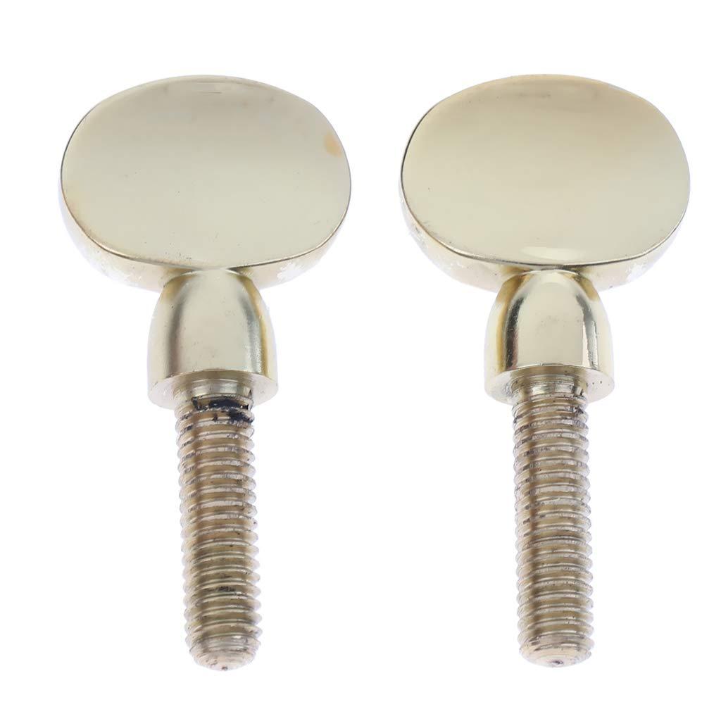 kesoto 8x Brass Saxophone Bend Neck Tightening Screw for Alto//Tenor//Soprano Sax Fixing Repairing Parts