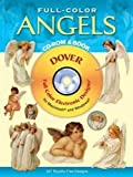 Full-Color Angels CD-ROM and Book (Dover Electronic Clip Art)