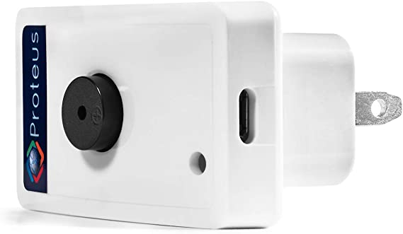 Wi-Fi Water Level/Sump Monitor Sensor with Buzzer, email/Text Alerts - Proteus L5