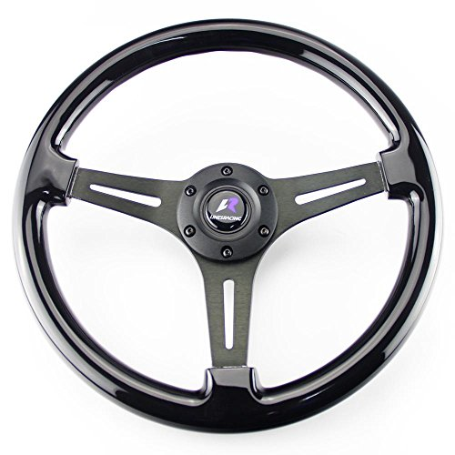 ering wheel with horn, 6 bolts 1.75