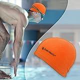Swimtastic® Lycra Swim Cap – 5 Stylish Colors to Choose From