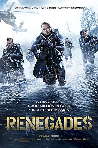 MCPosters - Renegades Glossy Finish Movie Poster - MCP791 (24