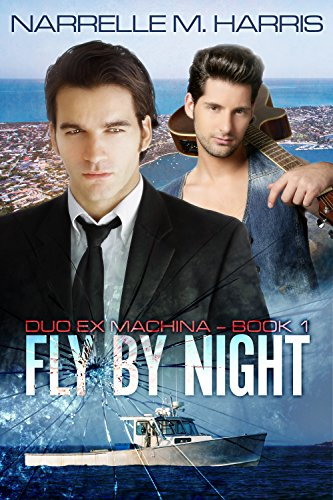 Fly By Night: Duo Ex Machina Book 1 Night Duo
