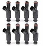 MOSTPLUS M02145AA Direct Replacement Fuel Injectors for Dodge Set of 8