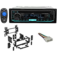 1987-1995 JEEP WRANGLER YJ JVC Stereo/Receiver/CD Player Factory Replacement