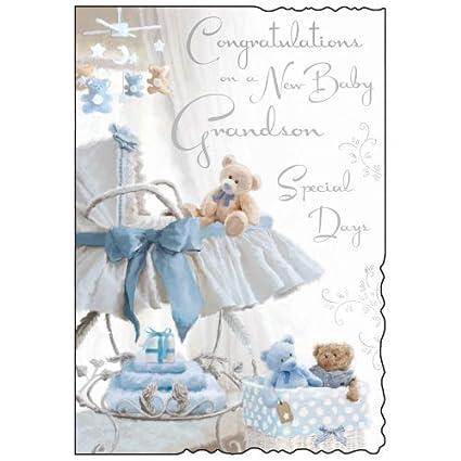 Tarjeta de para recién nacido (jj1559) Baby Nieto - DÍAS especiales ...