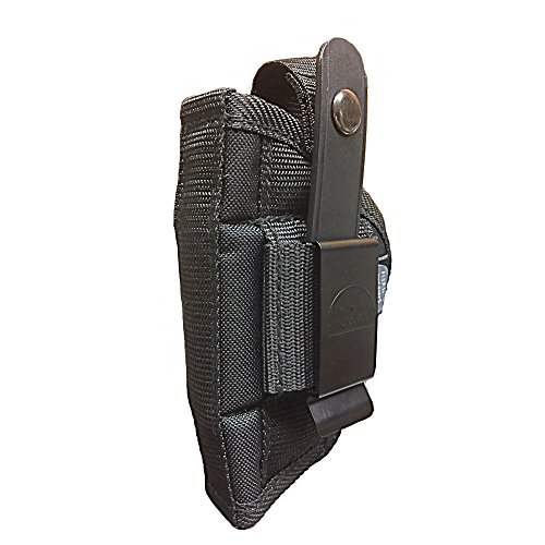 (Pro-Tech Outdoors Nylon Gun Holster Fits Revolver guns for Smith and Wesson, Ruger, Taurus, Colt, Cimarron, Astra With 3
