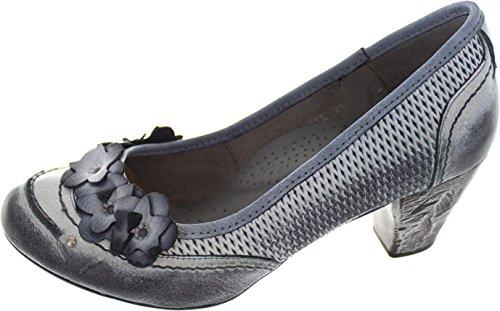 Zapatos De Mujer Maciejka Gris Vestir Para g0vRWqpw