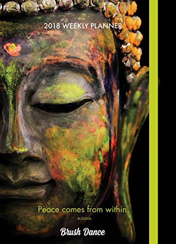 Timeless Buddha 2018 Weekly Planner: 14 Month