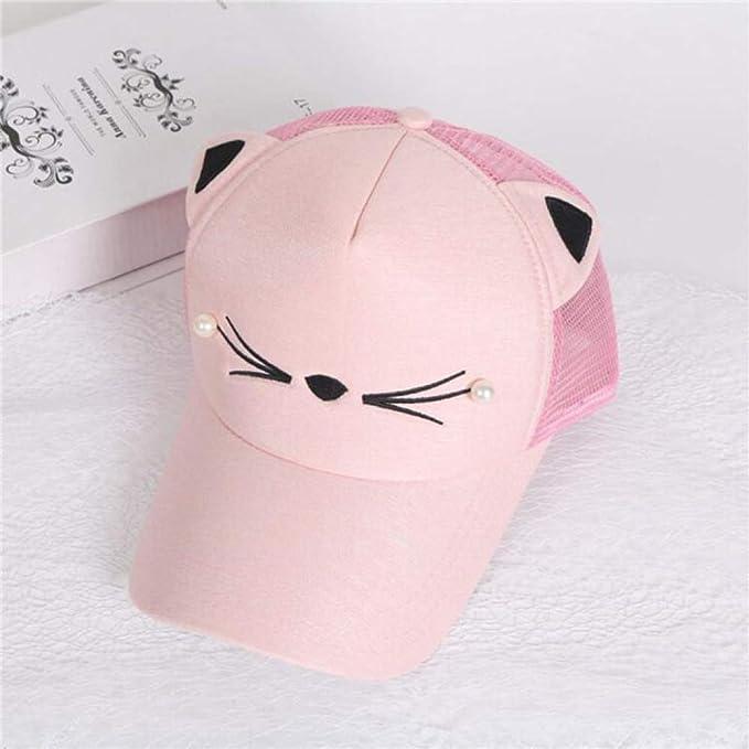 kyprx Sombreros de Cubo para Mujer Cubo de Mujer Calle Sombrero de ...