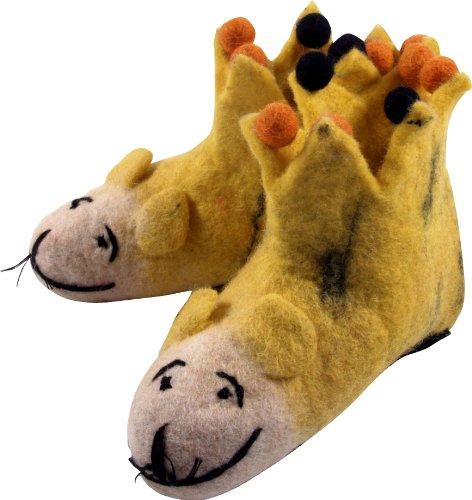 gelb` Kinderhausschuhe `katze gelb` Filzhausschuhe Kinder Kinderhausschuhe `katze Filzhausschuhe Kinder 0BCq8P