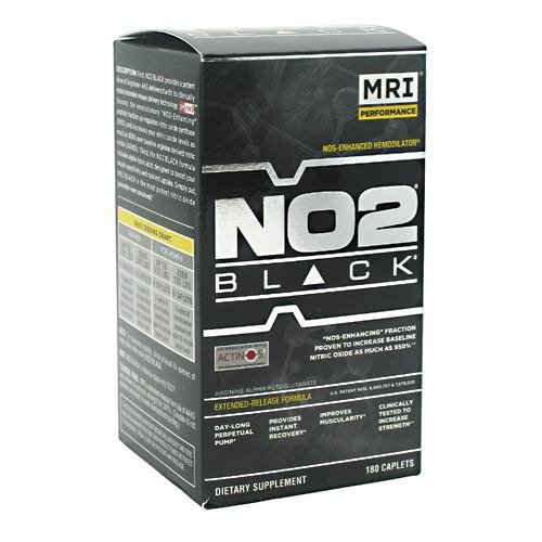 MRI NO-2,BLACK, 180 CAP - No2 Black
