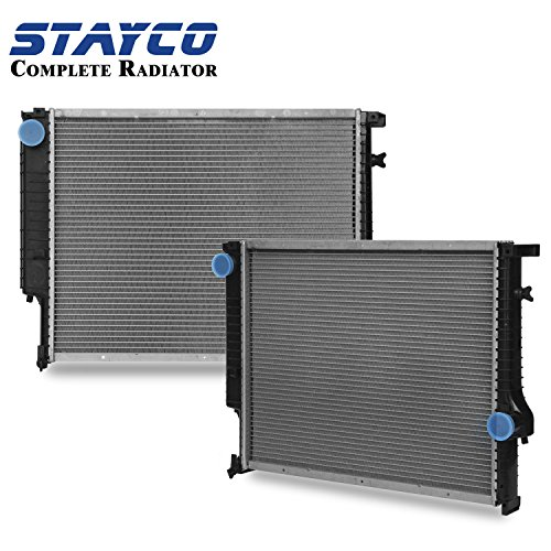STAYCO Radiator 1841 for BMW 3 Series M3 Z3 E36 2.0 2.5 2.8 3.2 L6
