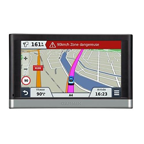 Garmin NÜVI 2447LMT GPS Eléments Dédiés à la Navigation Embarquée Europe Fixe, 16:9 new