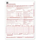 CheckSimple CMS-1500 Laser Sheet Healthcare Insurance Claim Forms (2000 Forms)