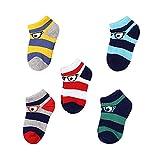 Lueyif Toddler Ankle Socks Unisex Baby Socks Cute