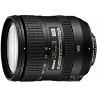 Nikon AF-S DX NIKKOR 16-85mm f/3.5-5.6G ED Vibration Reduction Zoom Lens with Auto Focus for Nikon DSLR Cameras
