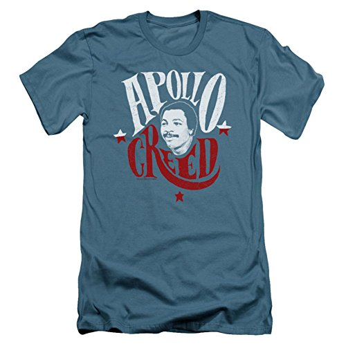 Ptshirt.com-14154-Rocky Apollo Sign Mens Slim Fit Shirt-B00IAAH7NU-T Shirt Design